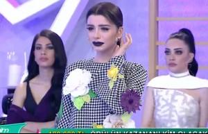 154. bölüm Aleyna Eroğlu podyumda