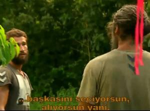 İlhan ve Adem arasında 'coconut' gerginliği!