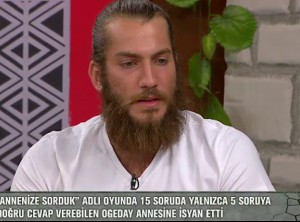 Ogeday 'Annenize Sorduk' yarışmasında yaşadıklarını anlattı!
