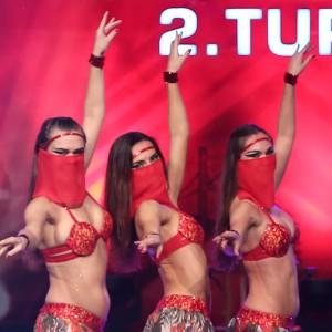 Sultan's Angels ikinci tur performansı