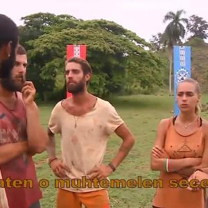 Yarışmacılar taktiklerini belirledi! Kim kiminle yarışacak?