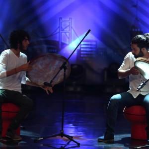 Farhood ve Khademi'nin final performansı