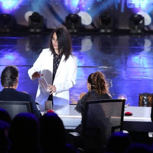 Şahin Akkaya'nın final performansı