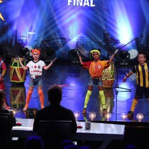 Cool Kids'in minik yarışmacıları herkesin ilgi odağı oldu!
