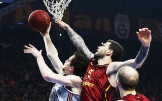 Galatasaray Odeabank:78 Strasbourg:67   Maç Özeti