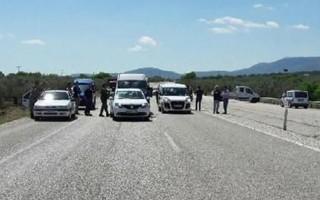 Manisa'da uzaktan kumandalı bomba patlattılar