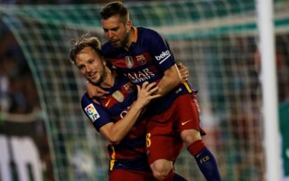 Barcelona, Betis deplasmanında şampiyonluğa doğru...