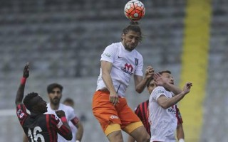 Gençlerbirliği ile Medipol Başakşehir golsüz berabere kaldı!