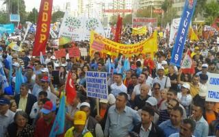Canlı bomba istihbaratı geldi Adana'da 1 Mayıs iptal