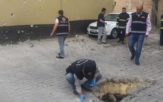 Kilis'e 2 roket mermisi atıldı: 2 yaralı