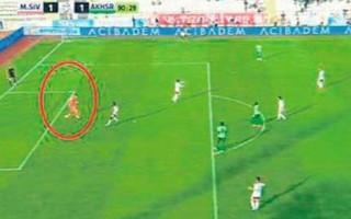 Setkus'un yediği gol Süper Lig'in kaderini değiştirdi