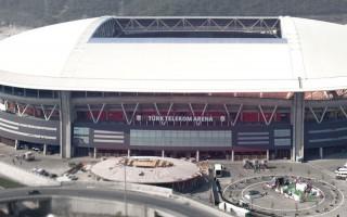 Beşiktaş taraftarından Türk Telekom Arena operasyonu
