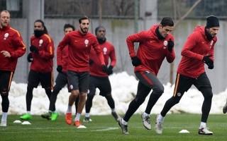 Galatasaraylı Denayer Manchester City'ye rest çekti
