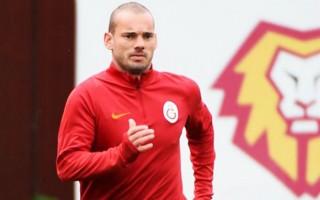 Wesley Sneijder, Çaykur Rizespor maçının kadrosuna dahil edildi!