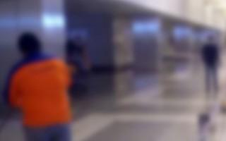 Havalimanında taciz skandalı