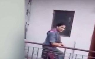 85 yaşındaki annesini tekme tokat dövdü!
