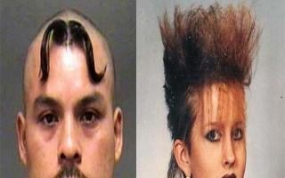 En kötü saç modelleri