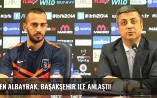 Eren Albayrak, Başakşehir ile anlaştı!