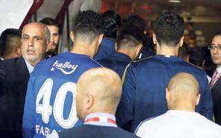 Fenerbahçeli taraftarlardan öfke patlaması!