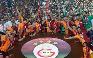 Galatasaray kupasını aldı!