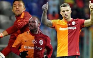 """""""Podolski, Sneijder ve Muslera'yı yollayalım"""""""