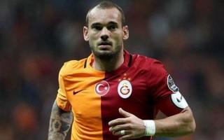 Sneijder o iddiayı yalanladı!