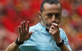 UEFA, Cüneyt Çakır için kararını verdi!
