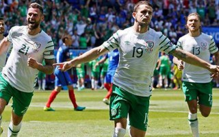 İrlandalı Brady'den çifte rekor!