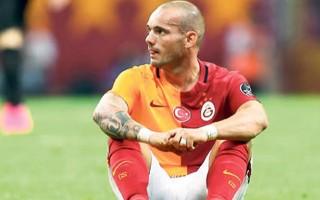 'Sneijder gitmek istiyor!'