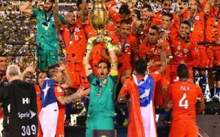 Copa America'da nefes kesen final! Şampiyon Şili!