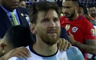 Messi'den dünyayı şoke eden karar! Finalde penaltı kaçırınca...