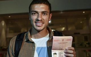 Patlamadan önce havaalanındaydı! F.Bahçe'nin yeni transferi...