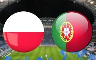 Polonya - Portekiz / CANLI ANLATIM