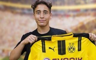 Borussia Dortmund Emre Mor'un forma numarasını açıkladı!