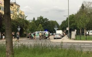 Münih'te silahlı saldırı... Ölü ve yaralılar var