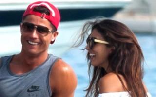 İşte Ronaldo'nun yeni sevgilisi! Teknede yakalandılar...