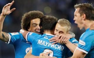 Rusya Süper Kupası Zenit'in