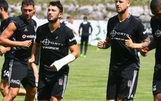 Beşiktaş'ta sevindiren gelişme