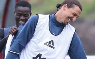 Ibrahimovic'in büyük heyecanı