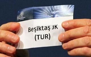 Beşiktaş'ın Şampiyonlar Ligi'ndeki torbası belli oldu!