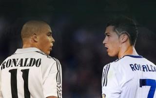 Ronaldo, Ronaldo'yu kadroya almadı!