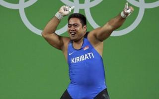 Olimpiyatlara damga vuran adam!
