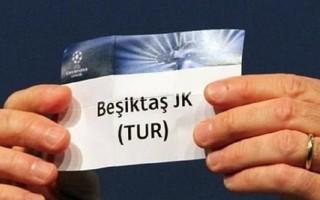 Beşiktaş'ın Şampiyonlar Ligi'ndeki rakipleri belli oluyor!