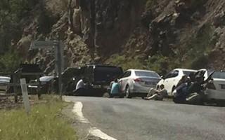İşte Kılıçdaroğlu'na yapılan saldırının görüntüleri!