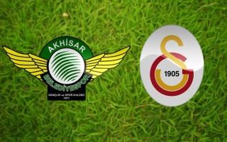 Akhisar Belediyespor - Galatasaray | CANLI ANLATIM