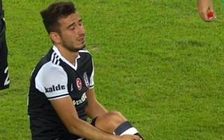 Beşiktaş'ta Oğuzhan'ın sakatlığı korkuttu