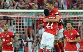 Bundesliga'da çılgın maç! Bayern Münih bir düzine gol atto