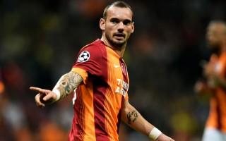 Sneijder için sürpriz transfer sözü!