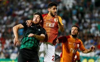 Akhisar Belediyespor Galatasaray | Maçtan kareler