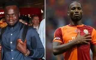 Cheick Tiote'ye Drogba'dan Galatasaray nasihati!
